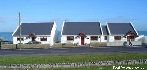 An ideal place to get away from it all... Truly delightful accommodation, with breathtaking views of the sea, harbour and mountains from your bedroom and dining rooms make this a unique place to stay.  and only 15mins from Dublin Airport