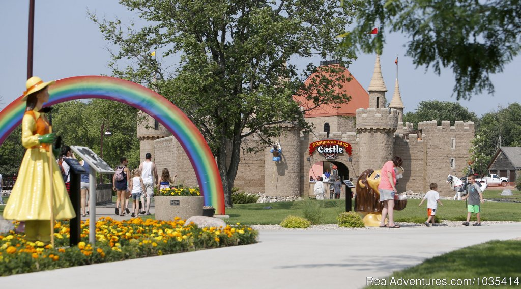 Storybook Land & the Castle | Image #3/11 | Wylie Park Campground & Storybook Land theme park