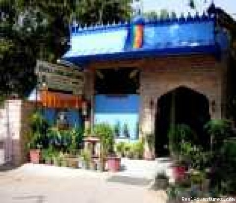 Rajput Family Runned  Guest House .: Front view!!!!!