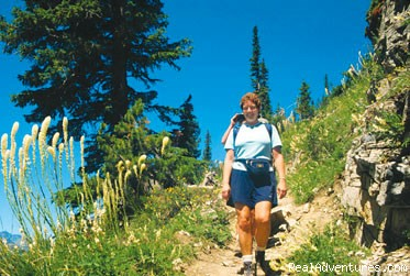 Photo #3 (#3 of 3) - Adventure Hiking Vacations: Timberline Adventures