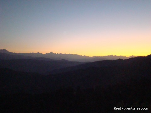 Hiking & Trekking Himalayas HolidayAdventureSports: Morning