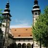 Learn German in Austria, University of Klagenfurt Old town of Klagenfurt