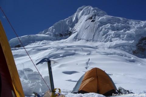 Photo #4 - Cordillera Blanca Climbing, Trekking,  Huaraz Peru