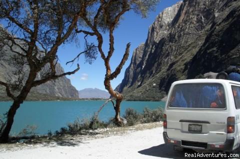 Llanganuco Lake (3800m) (#5 of 10) - Cordillera Blanca Climbing, Trekking,  Huaraz Peru