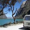 Llanganuco Lake (3800m)