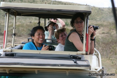 Photographing on Safari - RA Safaris Tanzania