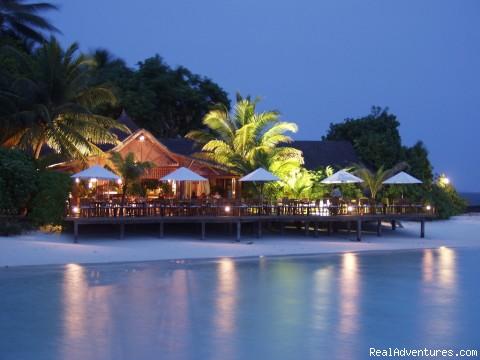 Maldives Luxury  Resort By Sea N sun maldives Luxury Beach in Maldives