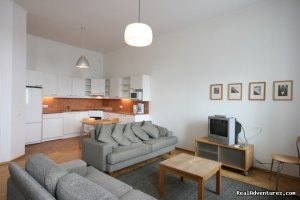 Discover Tallinn by staying in RED Group Apartment Tallinn, Estonia Vacation Rentals