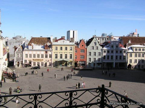 2-bedroom apartment at historical Town Hall Square (Old Town - Discover Tallinn by staying in RED Group Apartment