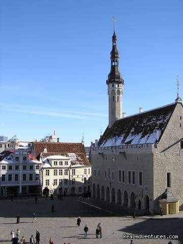 2-bedroom apartment at historical Town Hall Square (Old Town (#8 of 8) - Discover Tallinn by staying in RED Group Apartment