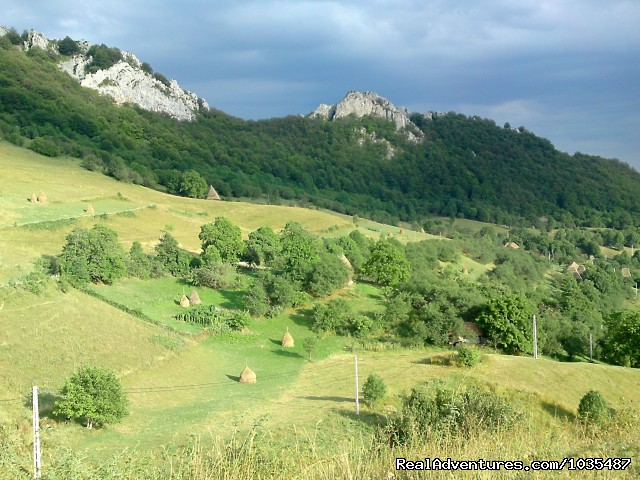 Ponor - Adventure holiday in  Romania  Apuseni Mountains