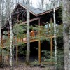 Romantic Log Cabin In Woods Near Nantahala Lake Topton, North Carolina Vacation Rentals