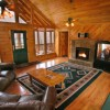 Romantic Log Cabin In Woods Near Nantahala Lake