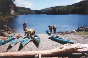Best Sea Kayaking Adventures on Vancouver Island Kayaking & Canoeing Nanaimo, British Columbia