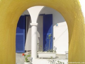 Blueparos Pension parikia, Greece Bed & Breakfasts