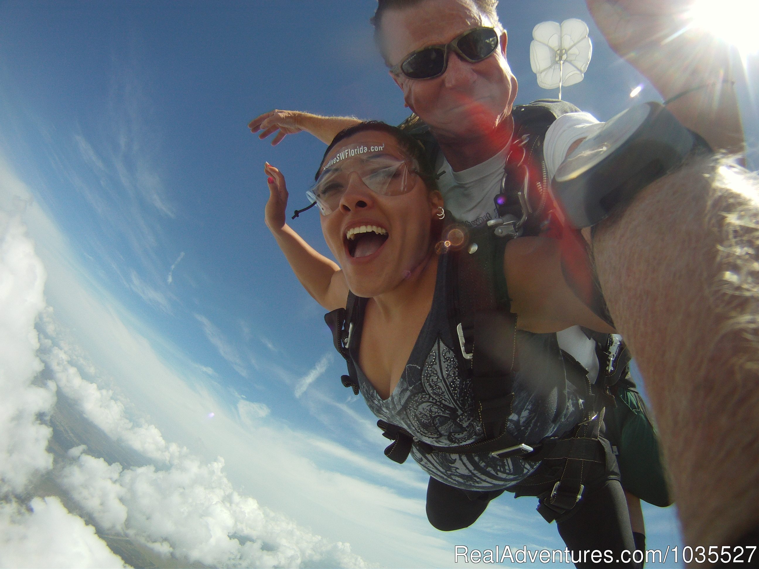 The rush of the freefall | Image #13/13 | Skydive Southwest Florida Club