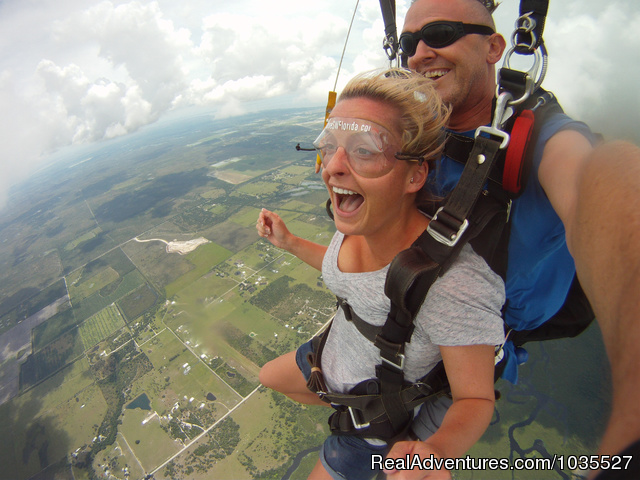 Great experience - Skydive Southwest Florida