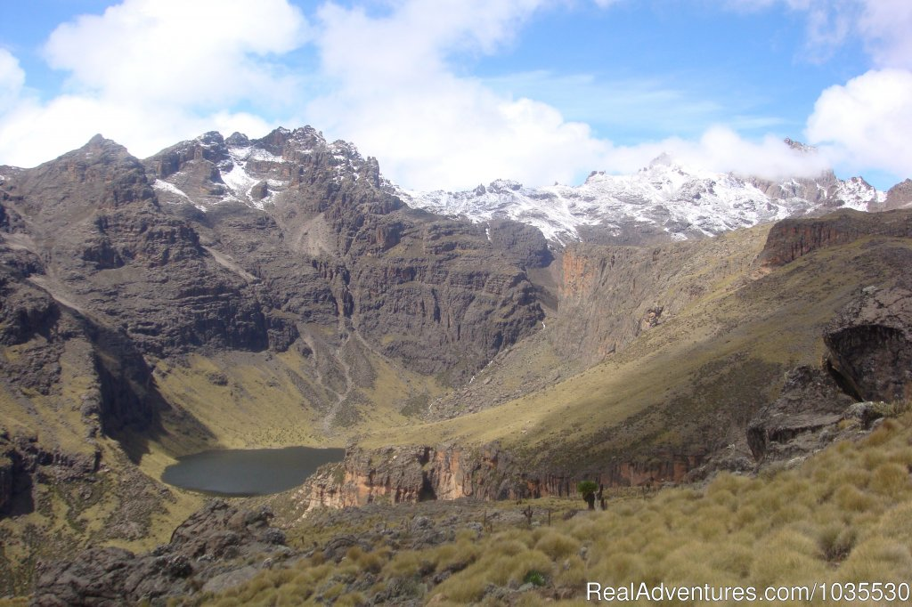 Mount Kenya Adventure Trekking