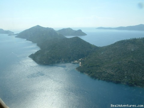 Elaphite Islands - paradise for kayakers - Kayaking Dubrovnik archipelago - shore excursions