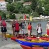 Kayaking Dubrovnik archipelago - shore excursions