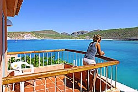 Hotel Diving Whale Watching Fishing In Baja La Paz Mexico Hotels