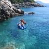 Croatia - Paddling Crystal Blue Adriatic Sea
