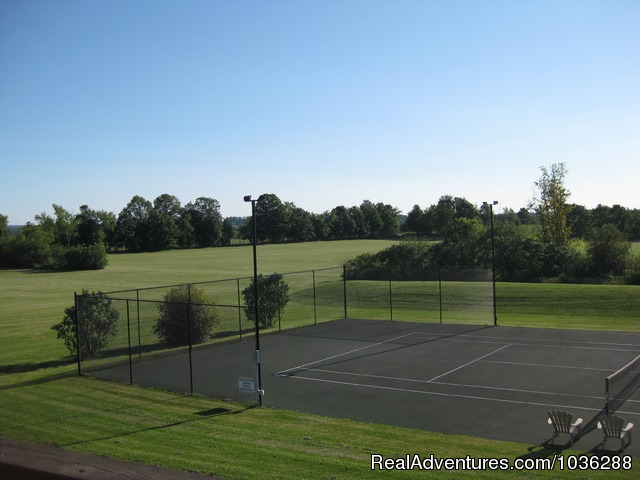 Play tennis at HighFields (#2 of 2) - Intimate Gay Friendly Country Inn & Spa