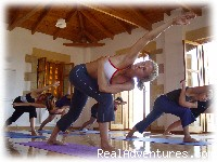 Our yoga studio. (#3 of 15) - Yoga, walking and holistic holidays in Greece.