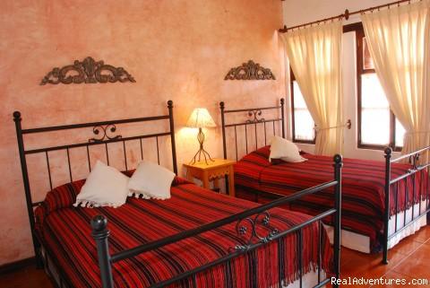 Balcony Room 1 - Casa Madeleine Hotel & Spa