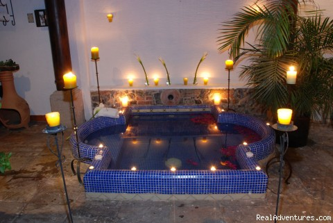 Whirpool - Casa Madeleine Hotel & Spa