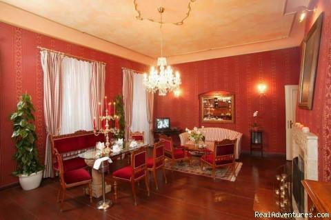 IMPERIAL SUITE RUDOLF II - Alchymist Residence Nosticova