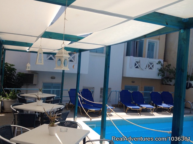 Studio - Renia Hotel Apartments in  Heraklion, Crete, GR