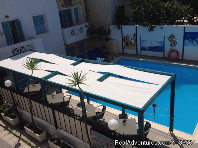 - Renia Apartments in Agia Pelagia, Crete, GR