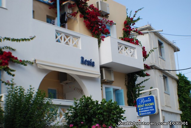 - Renia Hotel Apartments in  Heraklion, Crete, GR