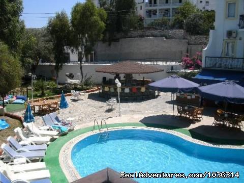 Hotel Kalender - Bodrum Turkey - Hostel Kalender