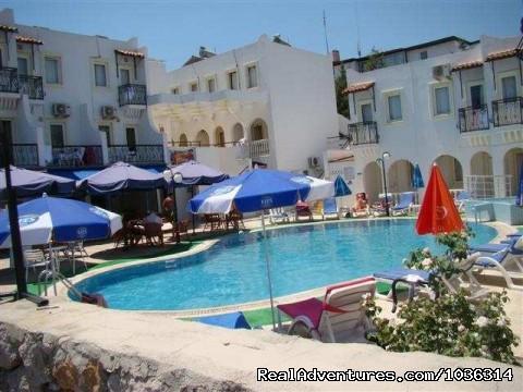 Image #2 of 15 - Hotel Kalender - Bodrum Turkey - Hostel Kalender