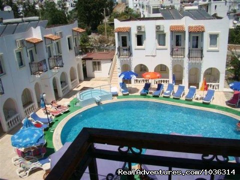 Image #3 of 15 - Hotel Kalender - Bodrum Turkey - Hostel Kalender