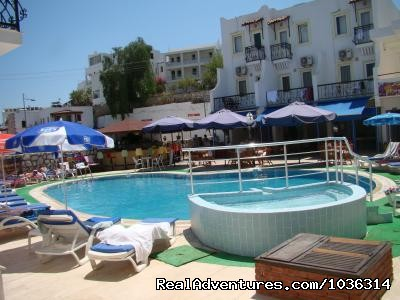 Image #4 of 15 - Hotel Kalender - Bodrum Turkey - Hostel Kalender