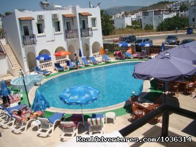 Image #5 of 15 - Hotel Kalender - Bodrum Turkey - Hostel Kalender