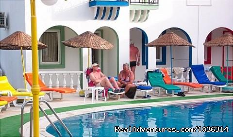 Image #8 of 15 - Hotel Kalender - Bodrum Turkey - Hostel Kalender
