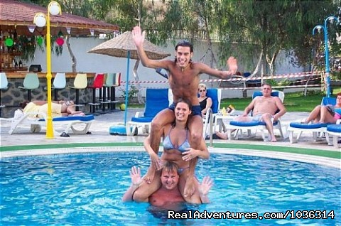 - Hotel Kalender - Bodrum Turkey - Hostel Kalender