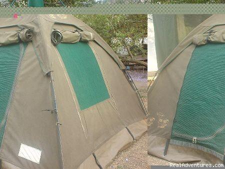 Tents in Masai Mara - Kenya, Tanzania & Uganda Safaris, Tours & Holidays