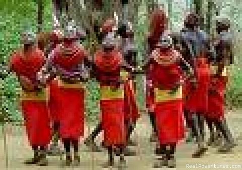 Samburu Masai's - Kenya, Tanzania & Uganda Safaris, Tours & Holidays