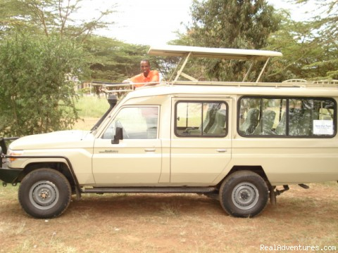 4wd Safari Landcruiser (#4 of 6) - Kenya, Tanzania & Uganda Safaris, Tours & Holidays
