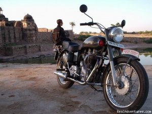 Canter Tours & Travels New Delhi, India Motorcycle Tours