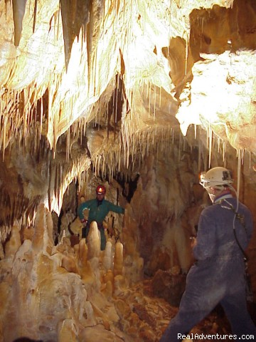 caving in Italy - Summer Adventures in the central Italy - Umbria