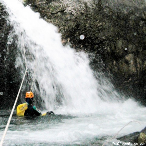 canyoning in Italy1 - Summer Adventures in the central Italy - Umbria