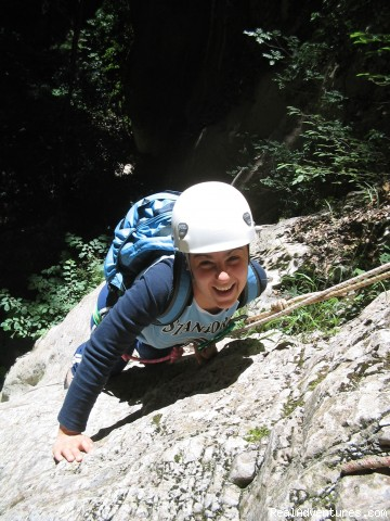 canyoning in Italy3 - Summer Adventures in the central Italy - Umbria