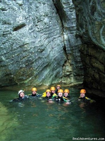 canyoning in Italy4 - Summer Adventures in the central Italy - Umbria