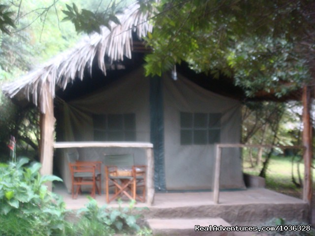 Enchoro Wildlife Camp Masai Mara - African Home Adventure Safaris